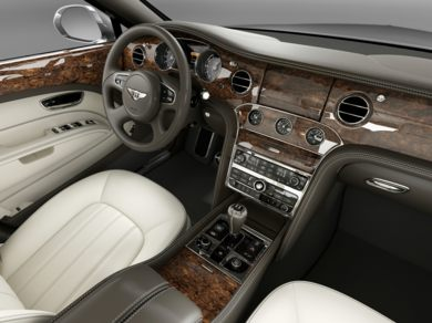 OEM Interior  2012 Bentley Mulsanne