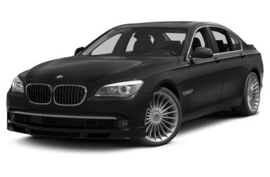 3/4 Front Glamour 2011 BMW ALPINA B7