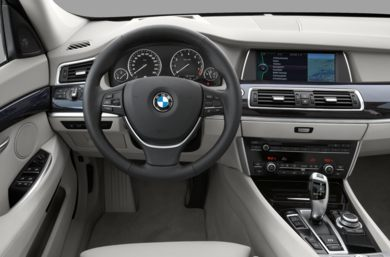 Steering Wheel  2011 BMW 535 Gran Turismo