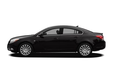 90 Degree Profile 2011 Buick Regal