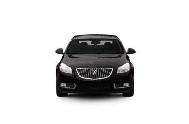 Surround Front Profile  2011 Buick Regal