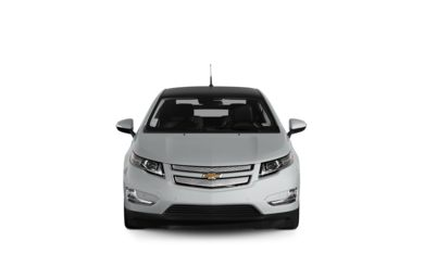 Surround Front Profile  2011 Chevrolet Volt