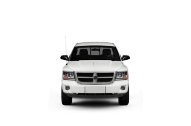 Surround Front Profile  2011 Dodge Dakota