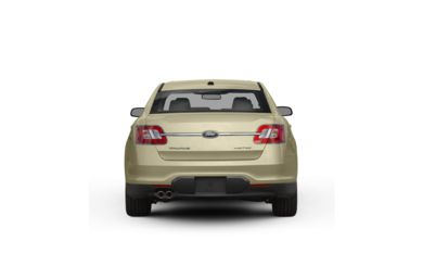 Surround Rear Profile 2011 Ford Taurus