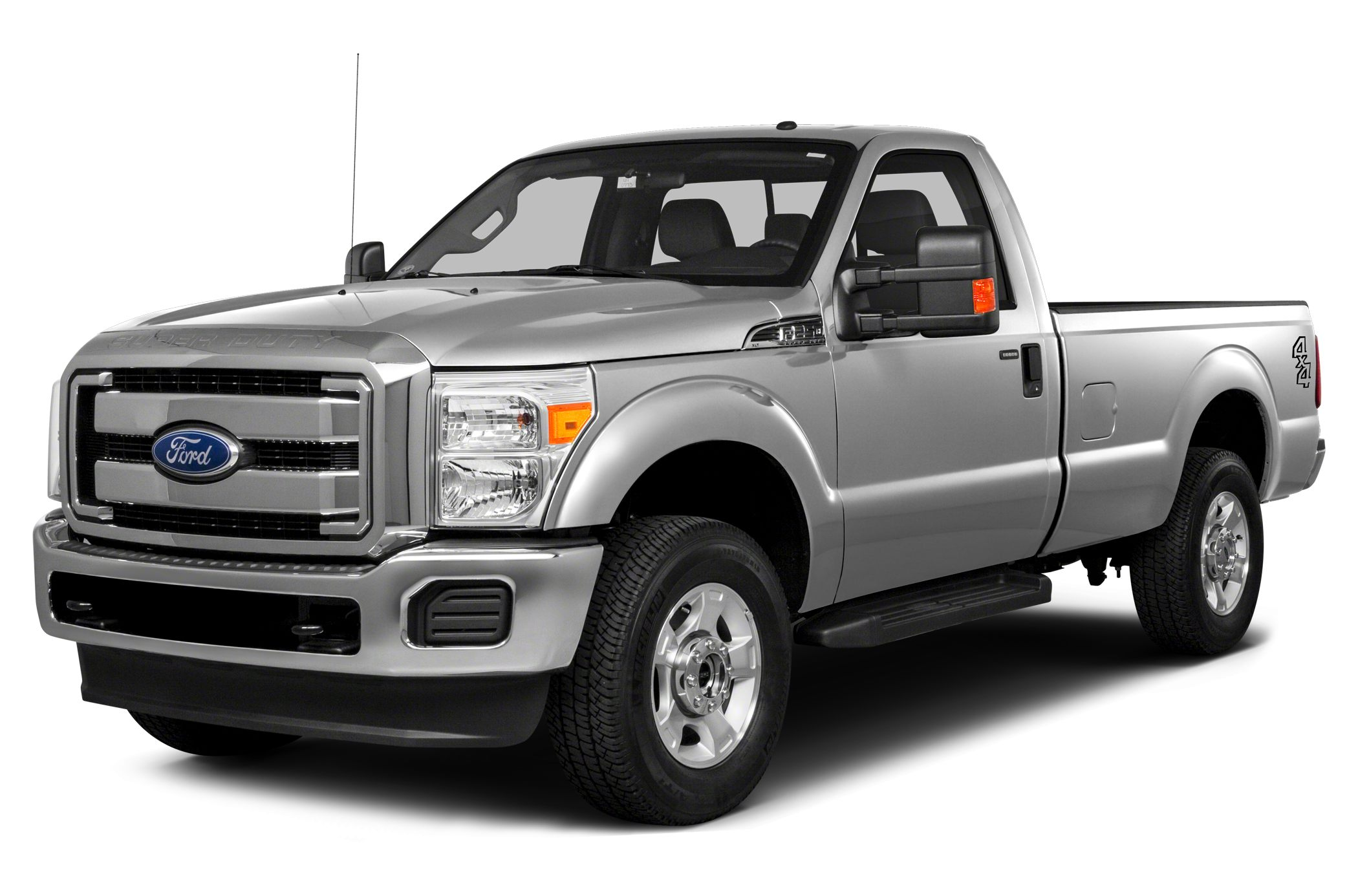 Front Glamour  Ford F