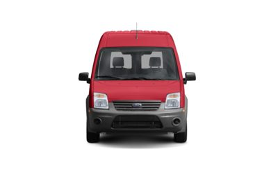 Surround Front Profile  2011 Ford Transit Connect