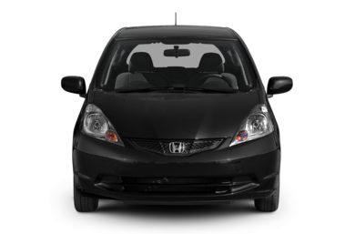 Grille  2011 Honda Fit