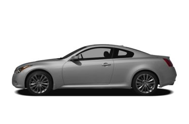 90 Degree Profile 2011 Infiniti G37x Coupe
