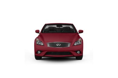 Surround Front Profile  2011 INFINITI G37 Convertible