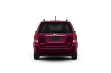 Surround Rear Profile 2011 Kia Sedona
