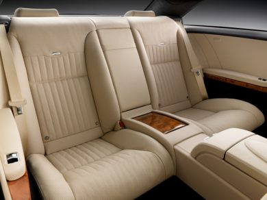 OEM Interior  2013 Mercedes-Benz CL600