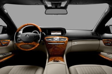 Front seat (full) 2011 Mercedes-Benz CL600