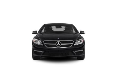Surround Front Profile  2011 Mercedes-Benz CL63 AMG