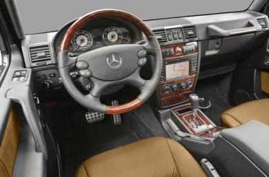 Front seat (full) 2011 Mercedes-Benz G55 AMG