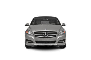 Surround Front Profile  2011 Mercedes-Benz R350