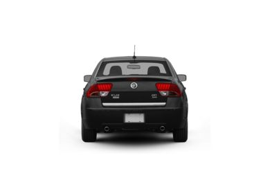 Surround Rear Profile 2011 Mercury Milan