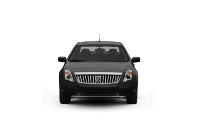 Surround Front Profile  2011 Mercury Milan