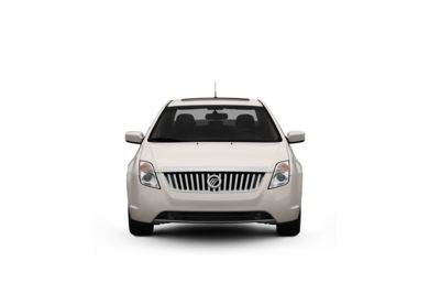 Surround Front Profile  2011 Mercury Milan Hybrid