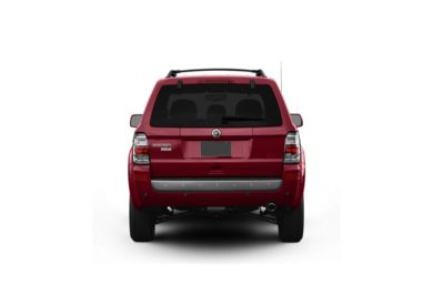 Surround Rear Profile 2011 Mercury Mariner