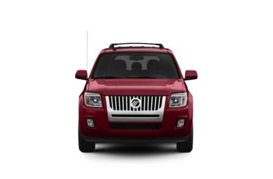 Surround Front Profile  2011 Mercury Mariner