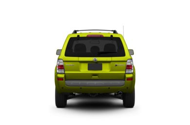 Surround Rear Profile 2011 Mercury Mariner Hybrid