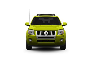 Surround Front Profile  2011 Mercury Mariner Hybrid