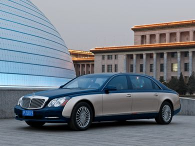 OEM Exterior Primary  2011 Maybach 57