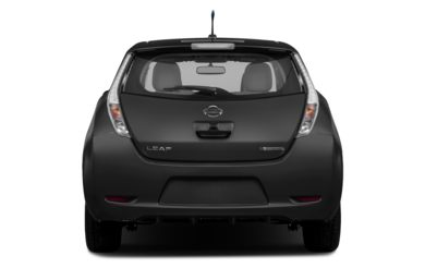 Rear Profile  2016 Nissan LEAF