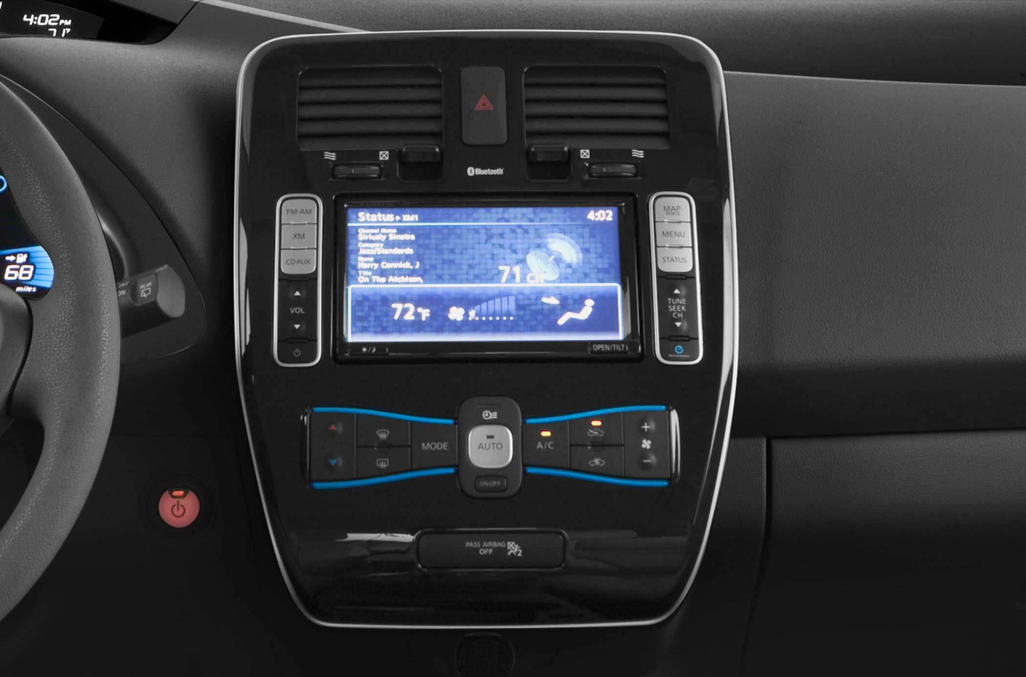2016 Nissan Leaf Styles Amp Features Highlights