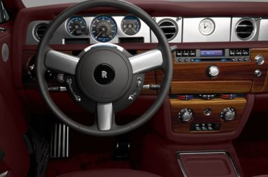 Steering Wheel  2011 Rolls-Royce Phantom Coupe