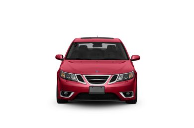 Surround Front Profile  2011 Saab 9-3