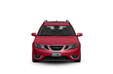 Surround Front Profile  2011 Saab 9-3X
