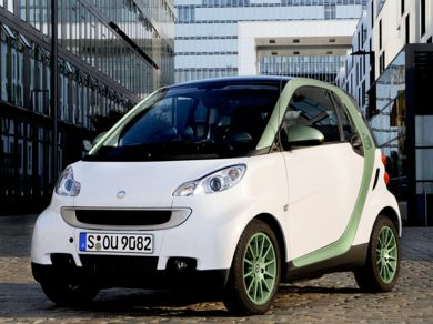 OEM Exterior Primary  2011 smart fortwo electric drive