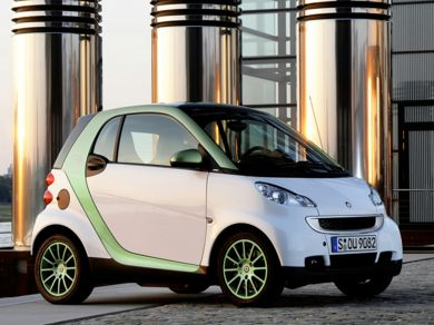 OEM Exterior  2011 smart fortwo electric drive