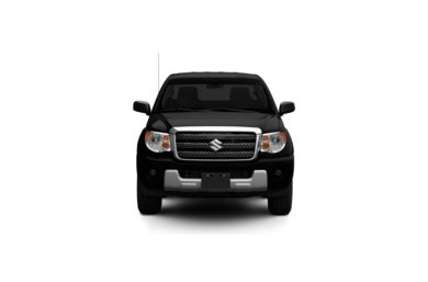 Surround Front Profile  2011 Suzuki Equator