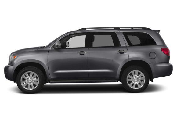 2014 toyota sequoia pictures photos carsdirect - Toyota sequoia interior dimensions ...