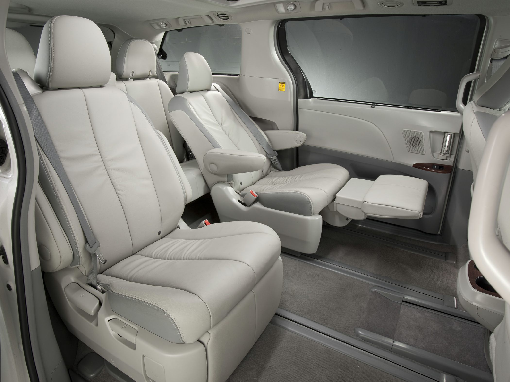 2014 Toyota Sienna Interior