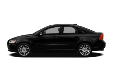 90 Degree Profile 2011 Volvo S40