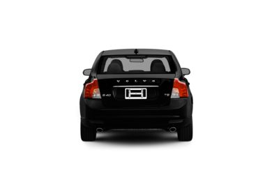 Surround Rear Profile 2011 Volvo S40
