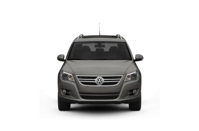 Surround Front Profile  2011 Volkswagen Tiguan
