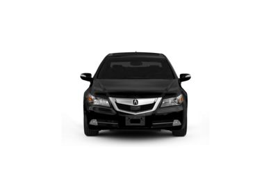 Surround Front Profile  2012 Acura RL