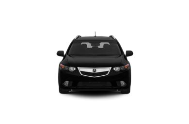 Surround Front Profile  2012 Acura TSX