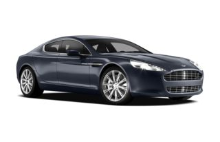 3/4 Front Glamour 2012 Aston Martin Rapide