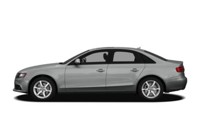 90 Degree Profile 2012 Audi A4