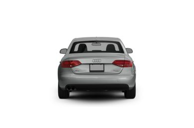 Surround Rear Profile 2012 Audi A4