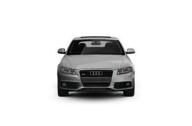 Surround Front Profile  2012 Audi A4