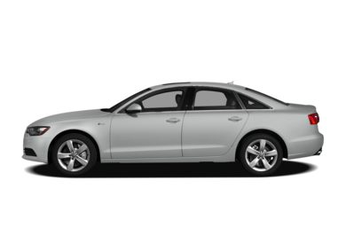 90 Degree Profile 2012 Audi A6