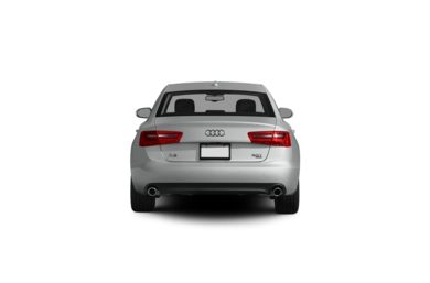 Surround Rear Profile 2012 Audi A6
