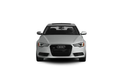 Surround Front Profile  2012 Audi A6