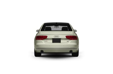 Surround Rear Profile 2012 Audi A8